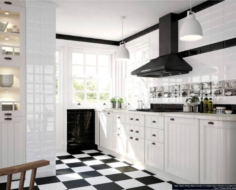 Как выбрать плитку для кухонного фартука
