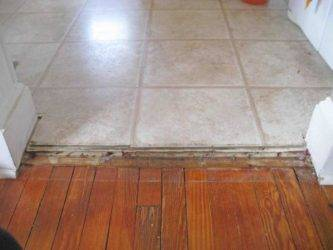 Как положить плитку на деревянном полу, подготовка основания к укладке кафеля