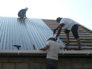 Как прозрачная пелена: крыша из поликарбоната
