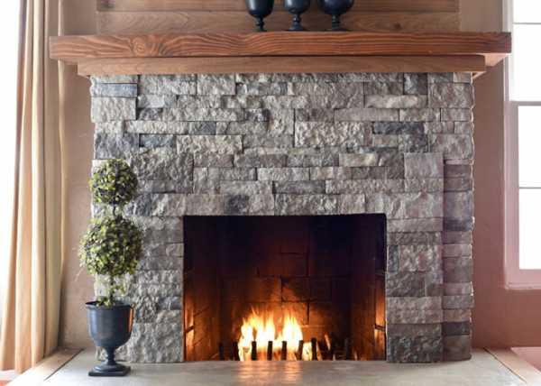Выбираем самый лучший дровяной камин для дачи
