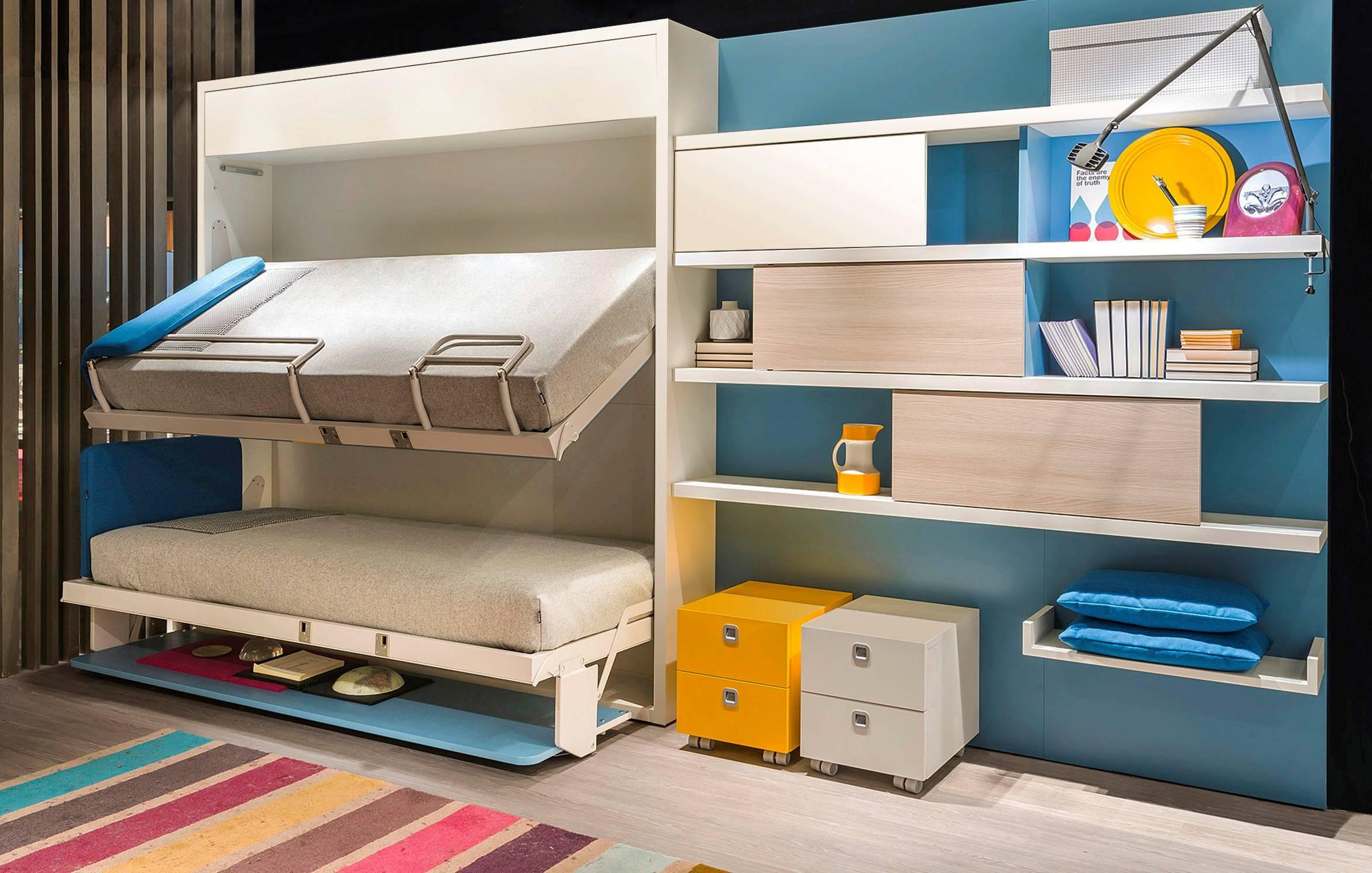 Двухъярусная кровать для мальчиков: какие бывают, как правильно выбрать