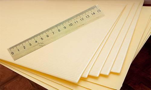 Выбираем подложку под ламинат: характеристики и рекомендации