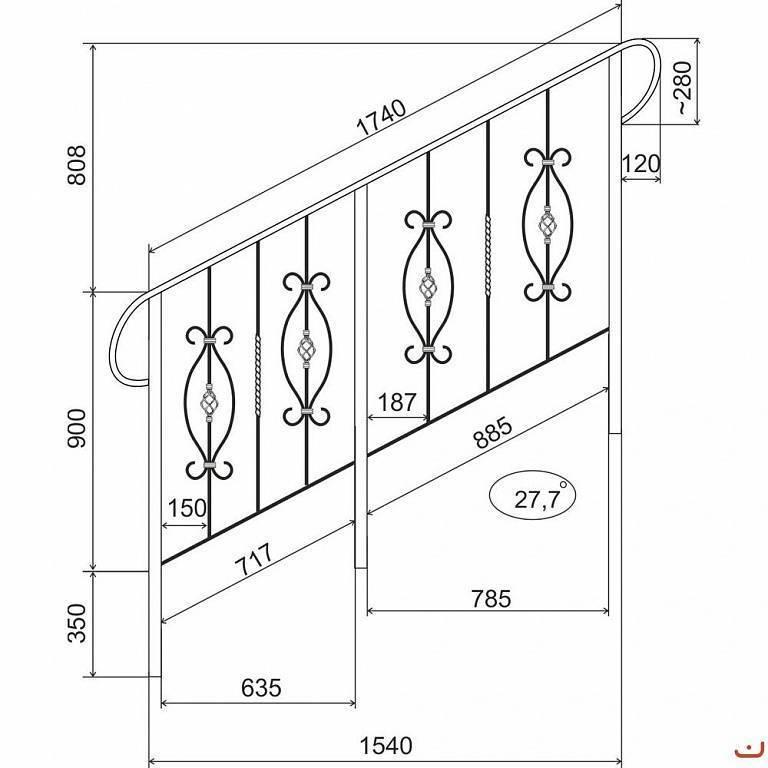 Лестничный проем: какой нужен и должен быть портал для лестницы на второй этаж в частном доме, проем в перекрытии и плите