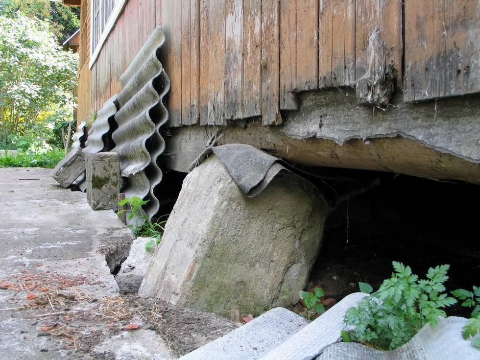 Строим фундамент на плывуне: особенности почвы, виды конструкций, правила монтажа