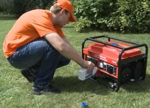 Бензиновый генератор для дачи: фото, видео, какой лучше выбрать