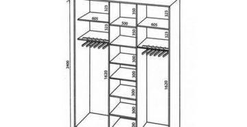Шкаф-купе своими руками: рекомендации по проектированию, подбору материалов, фурнитуры и инструкции по сборке встроенной мебели