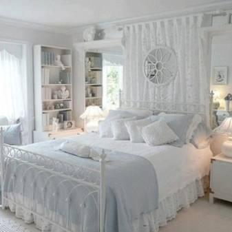 Шебби-шик в интерьере:210+(фото) дизайна спальни/гостиной/кухни