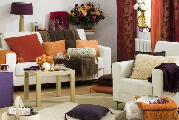 Осенний декор комнаты своими руками или атмосфера тепла и уюта у вас дома!