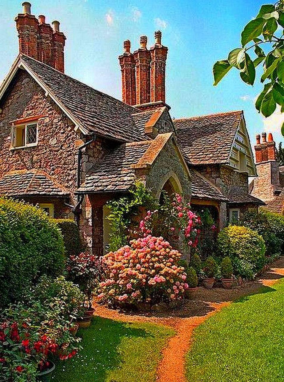 Дом по английски: фото, видео, проекты домов в английском стиле
