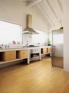 Напольное покрытие для кухни. выбираем правильно.фото.