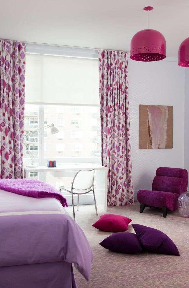 Красивые шторы в гостиную [70 фото]: дизайн, цвет, стиль, идеи в интерьере