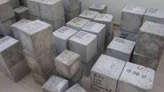 Что такое марка и класс бетона по прочности — таблица соответствия