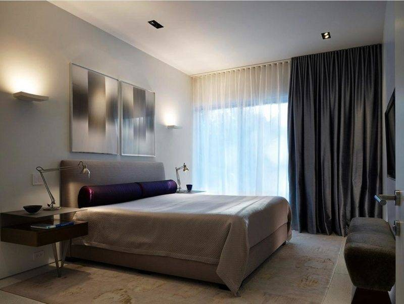 Большая спальня — инструкция, как оформить дизайн по уму. топ-100 фото эксклюзивного дизайна