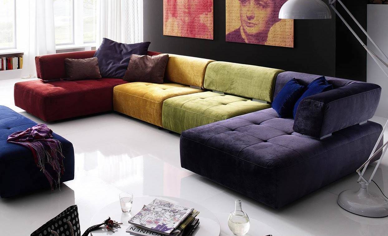 Диваны 2020 года - новинки и лучшие идеи от дизайнеров. самые яркие тенденции дивана