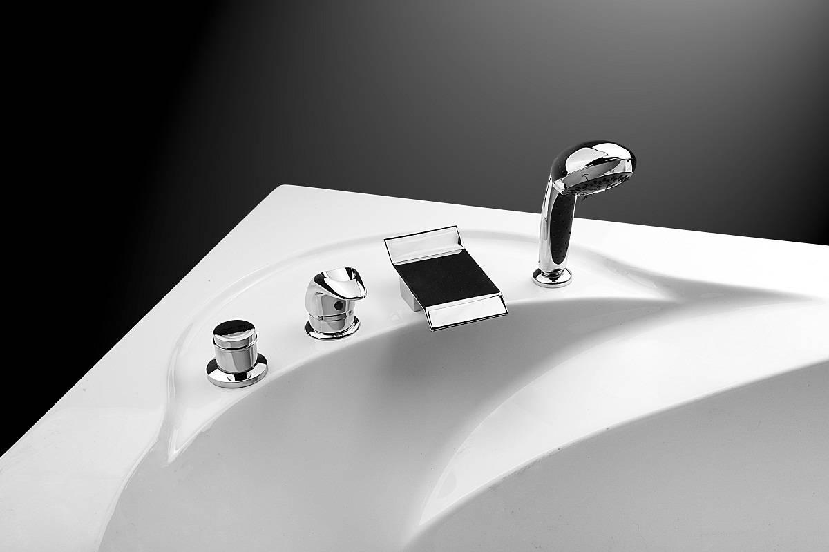 Как установить врезной смеситель на борт ванны — легкое решение нелегкой проблемы