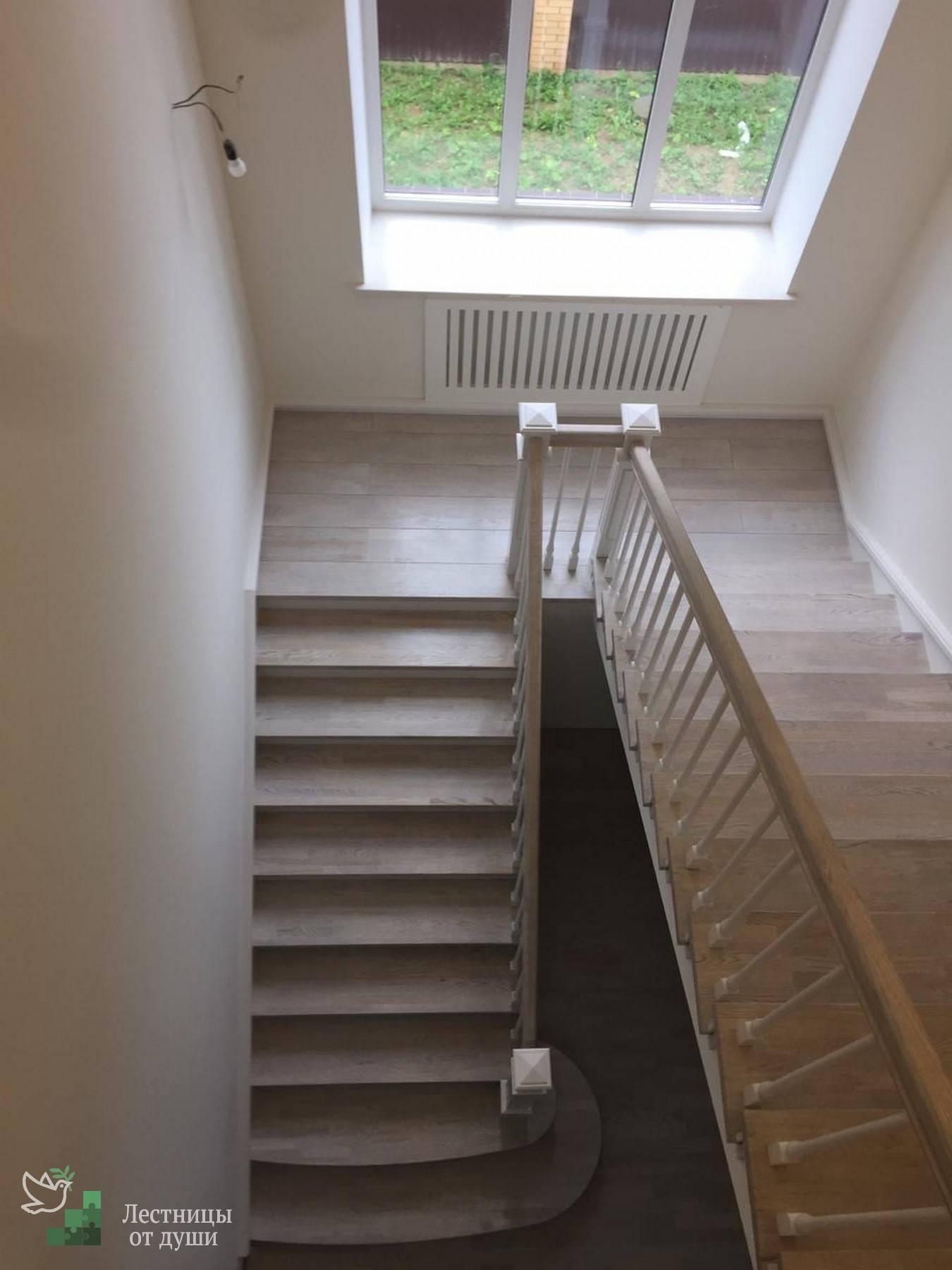 Лестницы на второй этаж в частном доме - проекты, п-образные в том числе, как выбрать и где лучше расположить + фото