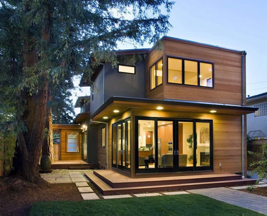 Каркасный дом своими руками - основные этапы и технология строительства (140 фото и видео)