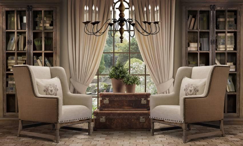 Красота, изящество и уют – мебель в стиле прованс в интерьере