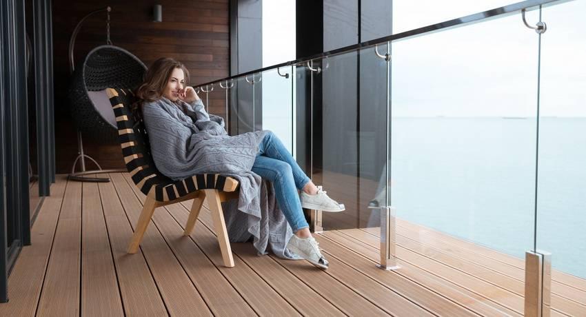 Из чего сделать пол на балконе: обзор лучших решений