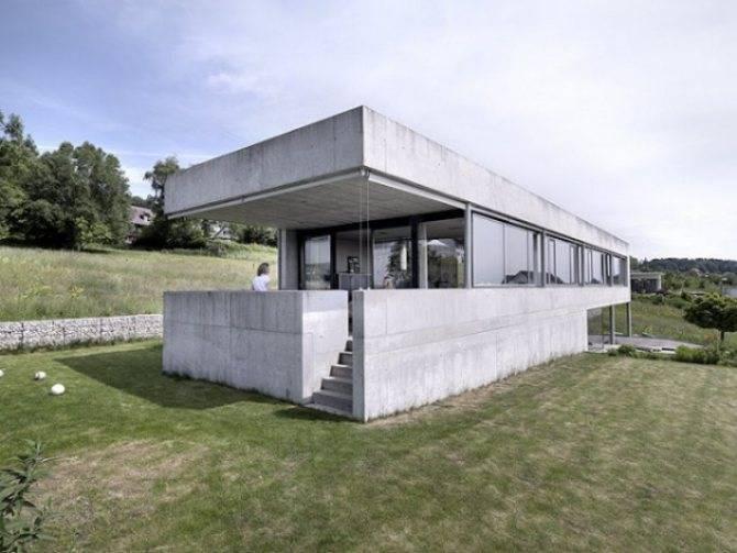 Частный монолитно-каркасный дом: технология, плюсы и минусы