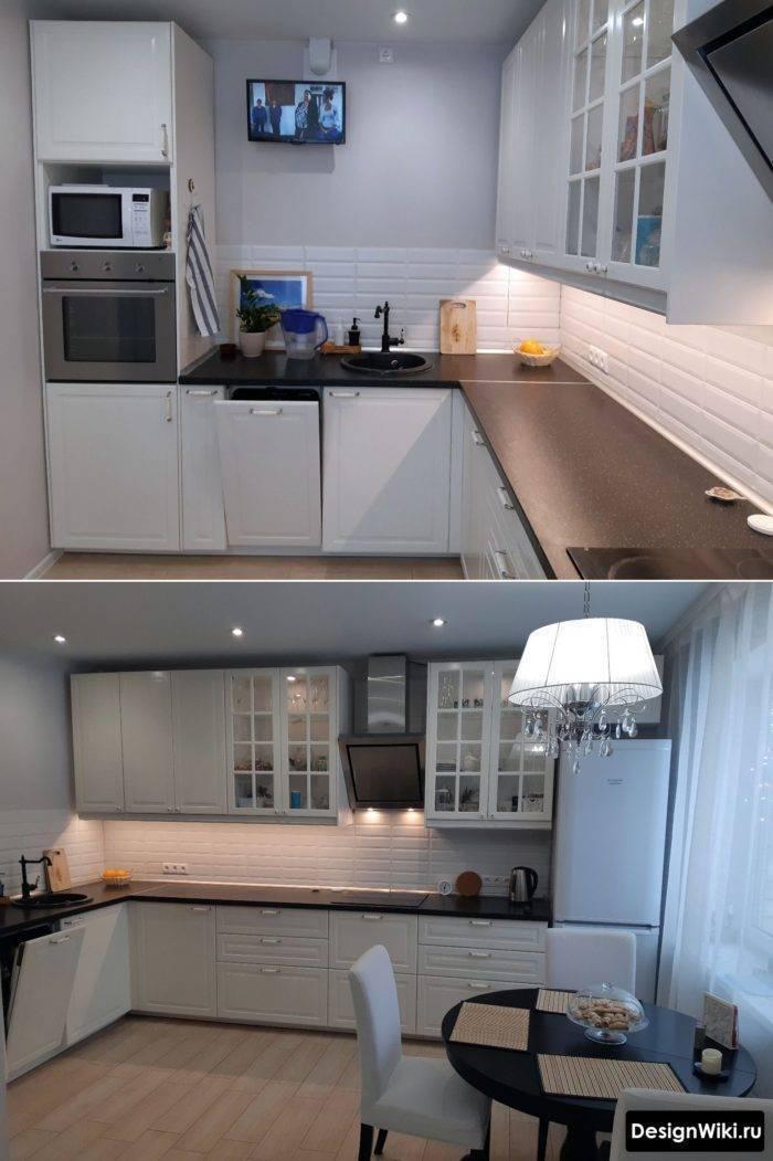 Дизайн прямоугольной кухни: особенности и планировка, стилевые решения