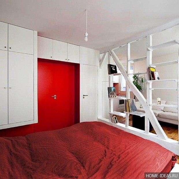 Как разделить комнату на две: рекомендации, фото, пояснения