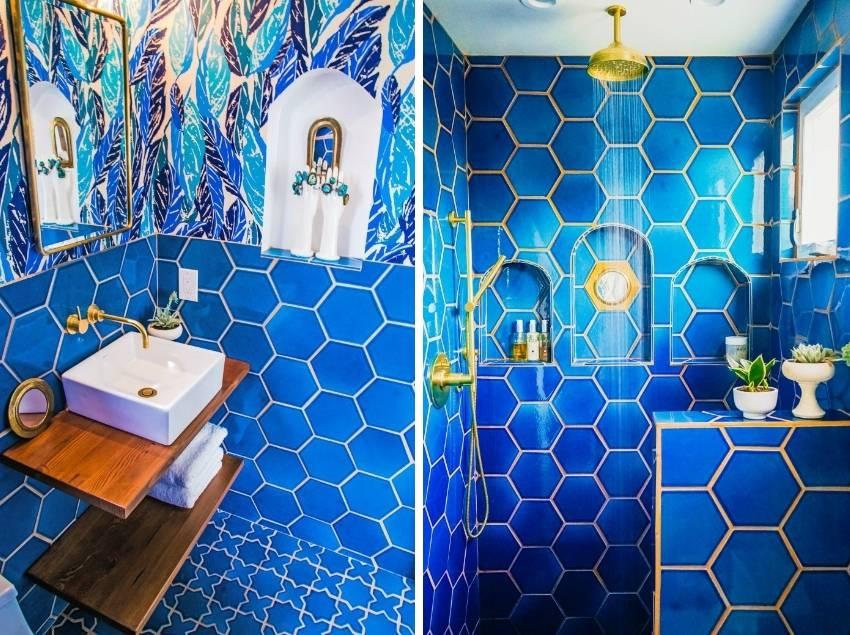 Плитка kerama marazzi для ванной (49 фото): дизайн и коллекции для интерьера душевой комнаты