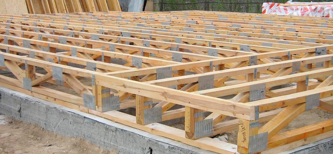 Плитный фундамент для каркасного дома: особенности монтажа