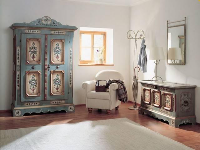Как отреставрировать старую мебель в домашних условиях? 10 идей