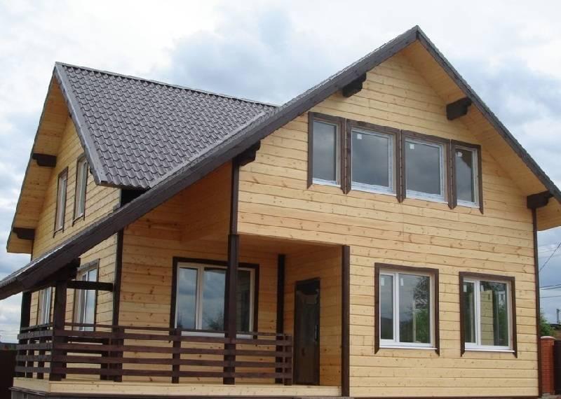 Энергоэффективный каркасный дом