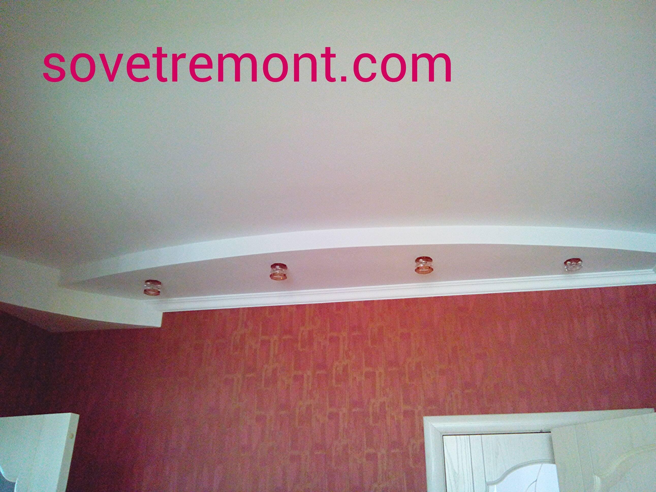 Трещины на потолке: причины появления и методы устранения