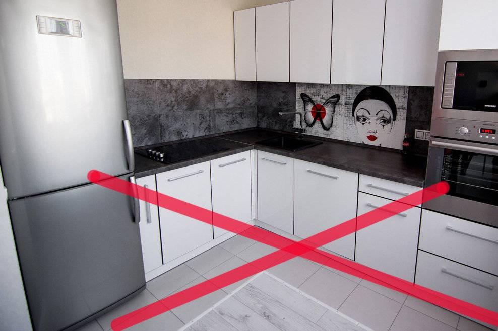 10 популярных ошибок в дизайне кухонь: советы и рекомендации