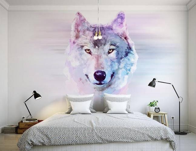 Плюсы использования фотообоев в спальне над кроватью с фото