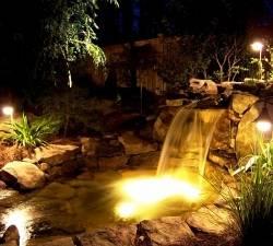Искусственный водопад своими руками - пошаговое руководство