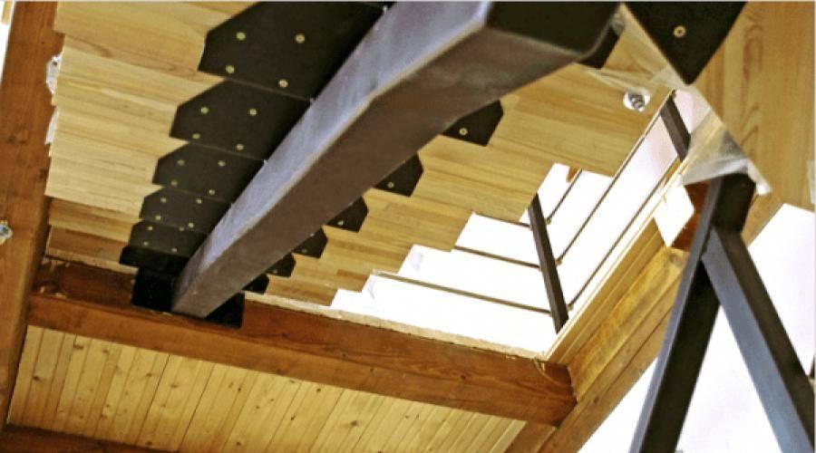 Как сделать приставную лестницу своими руками? изготовление переносных лестниц из дерева и из профильной трубы, из пвх и из металла по чертежам