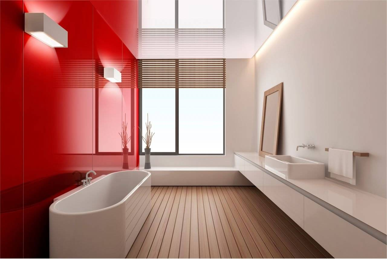 Яркие современные идеи дизайна маленькой ванной комнаты в 2020 году: 50 фото