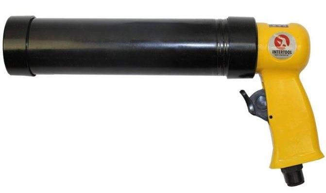 Как пользоваться пистолетом для герметика - видео инструкция и схемы работы