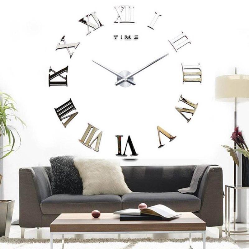 Часы в интерьере: необычные дизайнерские и классические модели. как подобрать и что учесть?
