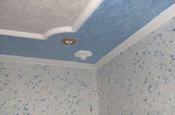 Жидкие обои на потолок фото и отзывы: как нанести, видео, отделка своими руками, как клеить, нанесение, можно ли на кухне, в интерьере, видео стильные жидкие обои на потолок: фото и отзывы – дизайн интерьера и ремонт квартиры своими руками