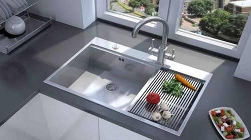 Важные особенности керамических моек для кухни