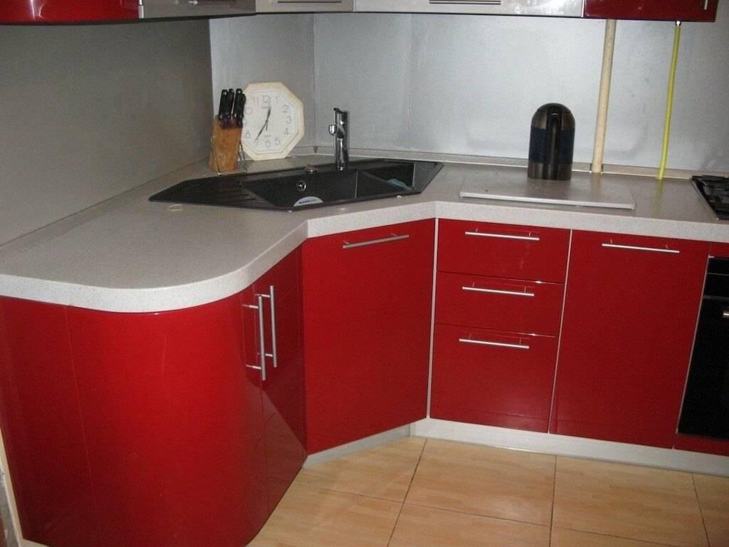 Угловая тумба под мойку для кухни: выбор, изготовление, монтаж своими руками