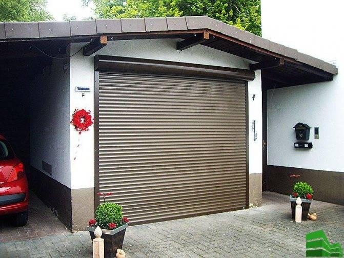 Ворота-рольставни для гаража своими руками ворота рольставни на гараж своими руками - размеры, расчет, установка