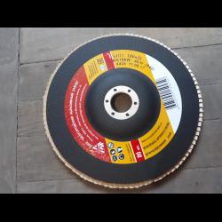Лепестковый диск для болгарки: виды и особенности работы