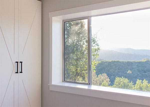 Внутренние откосы на окна: варианты отделки и схема монтажа