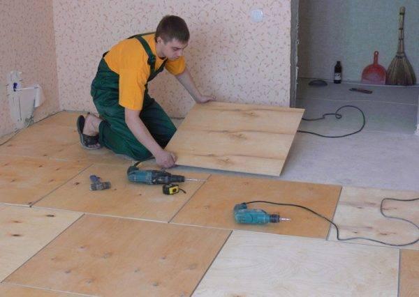 Как выравнивать бетонные полы – основные способы
