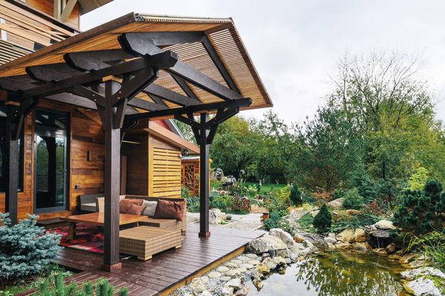 Веранда пристроенная к дому: 125 фото лучших веранд и их применение в общем дизайне