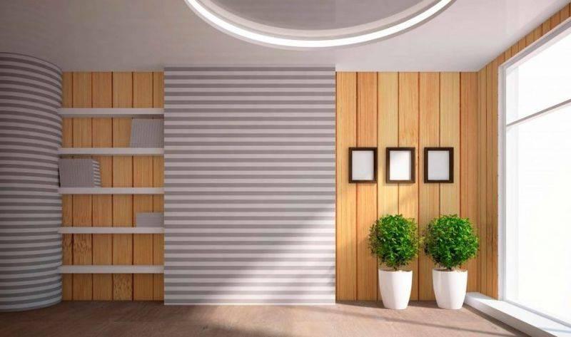 Панели vla для стен, разнообразие видов отделки комнат, фото удачных вариантов оформления мдф панелями