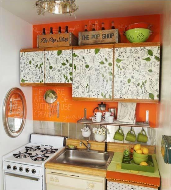 Реставрация кухонной мебели, гарнитура, фасада своими руками.