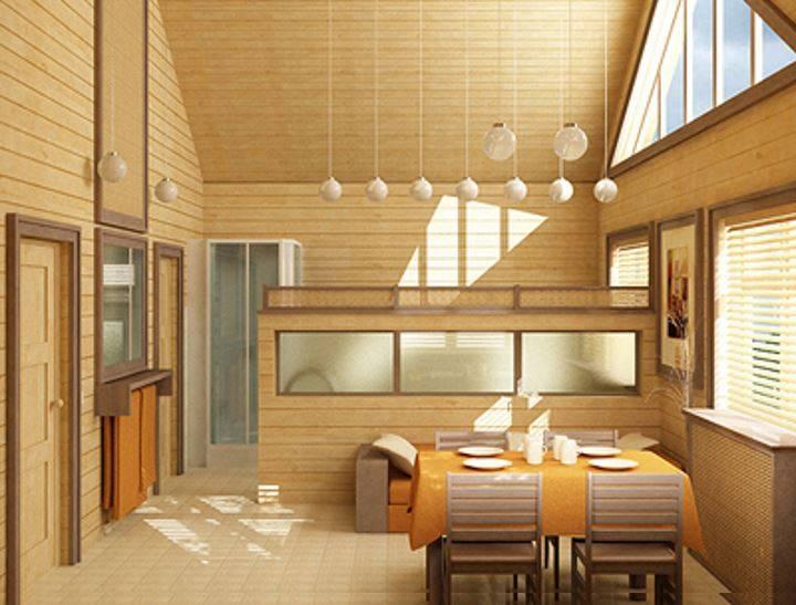 Как сделать отделку вагонкой внутри дома: фото идеи, дизайн — Пошаговая инструкция