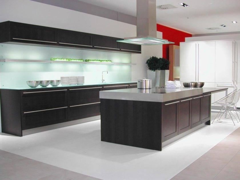 Минимализм в интерьере кухни – фото, советы дизайнеров